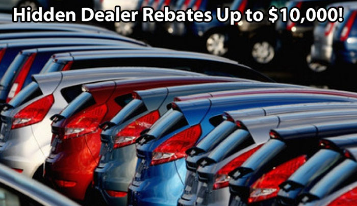 Hidden Dealer Rebates